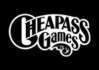 Cheapass games,Shadowrun, Pathfinder, Roleplaying Games, Dungeons and Dragons tacoma,WA